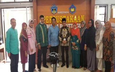 Kunjungan Kadisdik Provinsi Sumatera Barat